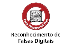 Detecção de Digital Falsa